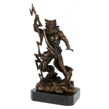 статуэтки богов Зевс громовержец