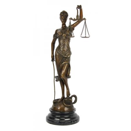 Фемида (богиня правосудия) средняя