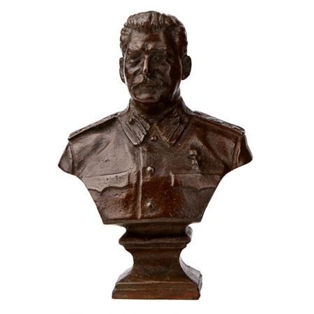 бюст Сталина (мал.)